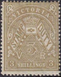 Victoria 1879-1896 SC AR40 Mint