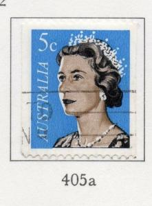 Australia 1966-71 Early Issue Fine Used 5c. 196235