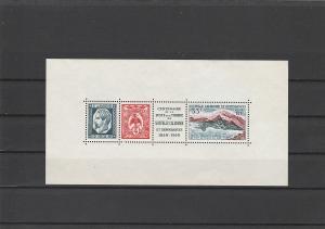 New Caledonia  Scott#  317a  MNH  S/S  (1960 Postal Service)