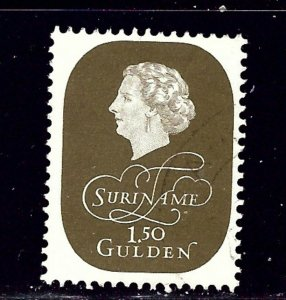 Surinam 273 Used 1959 issue    (ap1555)