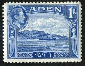 ADEN - #18 - UNUSED MINT HINGED -1938 - ADEN002