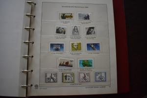 GERMANY COLLECTION 1985 YEAR SET  MNH
