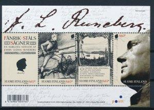 [I2662] Finland 2004 good sheet very fine MNH