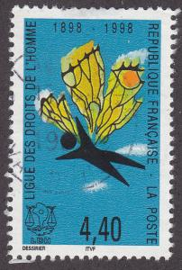 France 2660 Used 1998 League of Human Rights