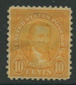 STAMP STATIOM PERTH USA #642 MH 1926 Perf.11 X 10.5 CV$5.50