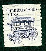 #2225 Omnibus Redrawn Coil Single PL# 3   - Used