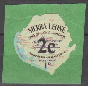 Sierra Leone #281 MNH F-VF (SU863)