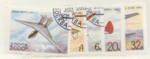 Russia 1982 SC#5071-5 Used L455