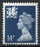 Great Britain, Regional, Wales; 1988: Sc. # WMMH24: O/Used Single Stamp