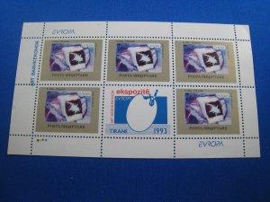 ALBANIA 1993 - SCOTT #  2442   MNH
