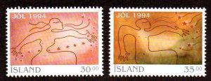 ICELAND 790 MNH $2.25 BIN $1.35 ART