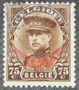DYNAMITE Stamps: Belgium Scott #O18 - USED