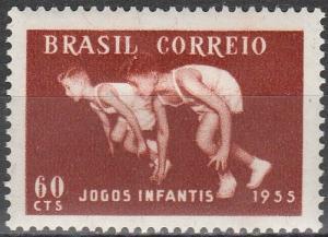 Brazil #823 F-VF Unused