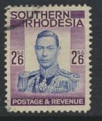 Southern Rhodesia  SG 51 Used