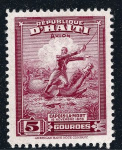 Attractive Haiti C42 MNH VF...West Indies collection!