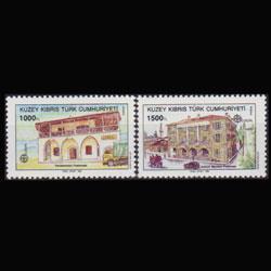 TURKISH-CYPRUS 1990 - Scott# 269-70 Europa Set of 2 NH