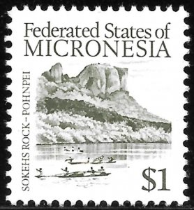 Micronesia # 18 Mint Never Hinged
