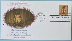 Fleetwood 1605 Fleetwood $5.00 Railroad Lantern