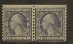 494 MINT Pair F-VF OG NH Cat$50