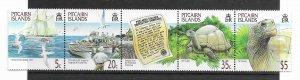 Pitcairn Islands #511a-d MNH - Stamp Set