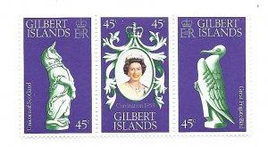 Gilbert Island 1978 - MNH - Strip - Scott #312 *