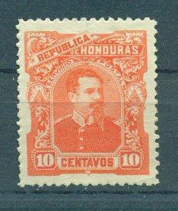 Honduras sc# 54 (2) mhr cat value $.30