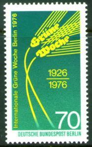 Germany Berlin Occupation Scott 9N384 MNH** Green week