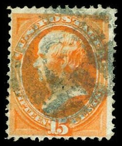 U.S. BANKNOTE ISSUES 152  Used (ID # 73672)