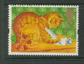 Great Britain QE II  SG 1807 VFU