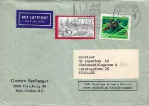 Germany, Airmail