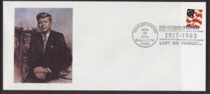 40th Anniversary JFK Death 2003 # 10 Cover
