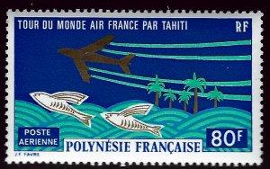 French Polynesia SC C96 MNH VF SCV$22.50...French Polynesia is Hot!