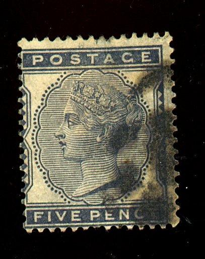 Great Britain #85 Used Ave-Fine Cat$110