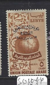 LIBYA     (P0809B)   SC 147, 149   MNH