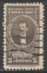COSTA RICA C179 VFU 1152B