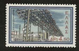 GREECE Scott 733 MNH** 1962 stamp