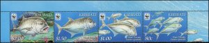 Kiribati 2012 Sc 995 Fish CV $11.50
