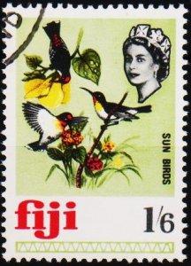 Fiji. 1968 1s6d S.G.380 Fine Used
