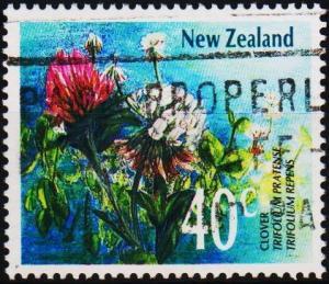 New Zealand. 1989 40c S.G.1497 Fine Used