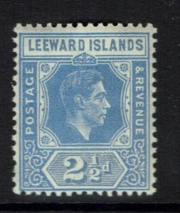 Leeward Islands SG# 105, appears Never Hinged -  Lot 031217