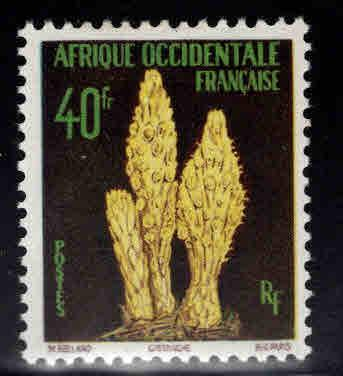 French West Africa Scott 82 MH* FOA  stamp
