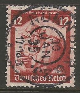 GERMANY 450 VFU L578-1