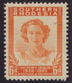Southern Rhodesia SG 67 SC# 70  MH See scan and details