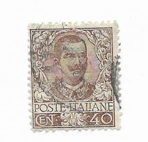 Italy #83 Perfs - Stamp - CAT VALUE $9.50