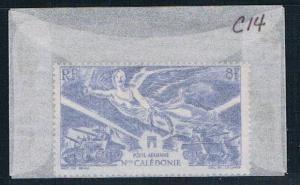 New Caledonia C14 Unused Victory Issue 1946 (N0562)