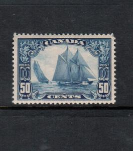 Canada #158 Very Fine Mint Never Hinged With Tiny Perf Thin At Upper Right