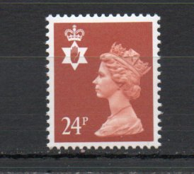 Great Britain - Northern Ireland NIMH45 MNH