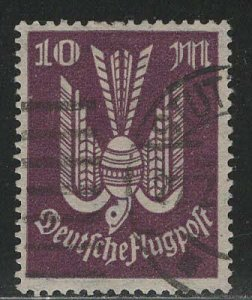 Germany Reich Scott # C16, used, exp h/s
