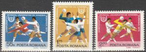 Romania #2529-31 MNH F-VF (V548)