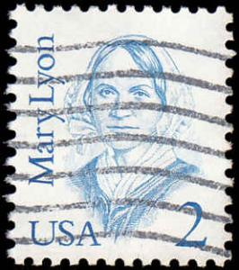 Scott 2169 Mary Lyon Used